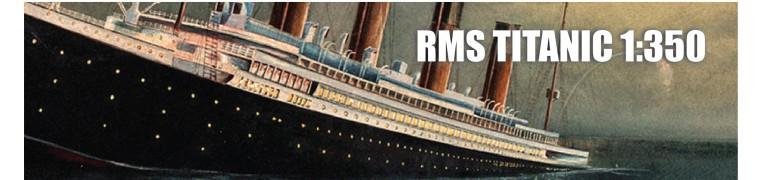 RMS Titanic 1:350
