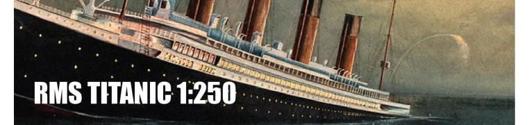 RMS Titanic 1:250