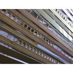 150SDAP A & Promenade Deck longitudinal profiles