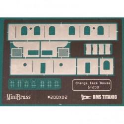 250XD2 Cabine de transfert de pont