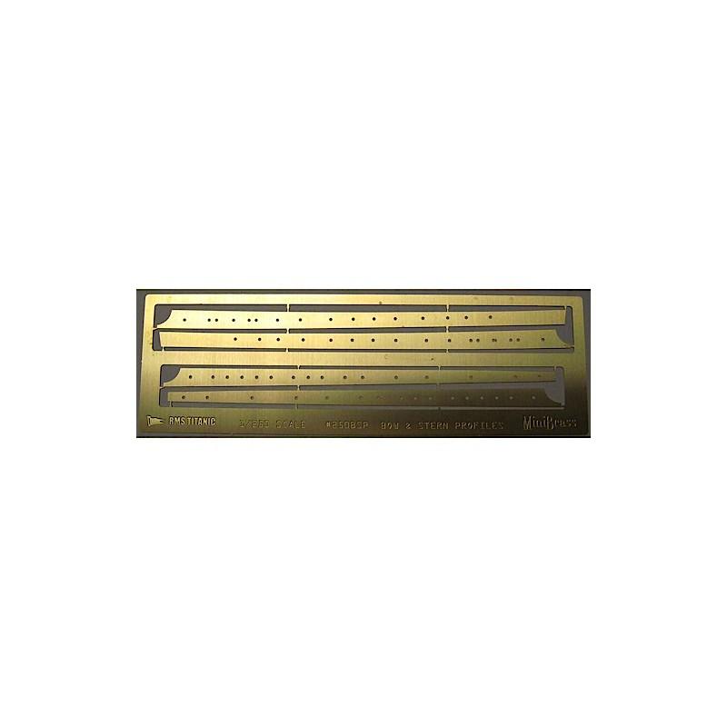 250BSP Bow & Stern Profiles