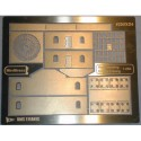 250XD4 Alternating Generator Cabin