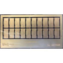 150DOPL Plain doors