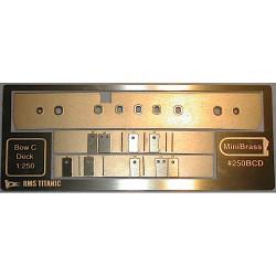 250BCD Bow C Deck