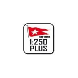 250PLUS Pièces supplémentaires