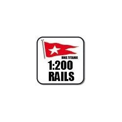 200RAILS 1:200 Pack Bastingage